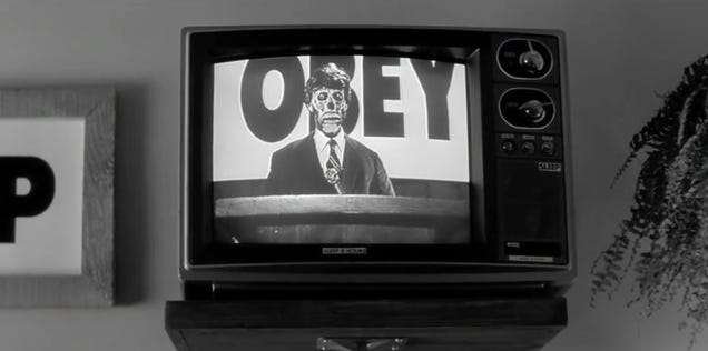 All the Reasons Why John Carpenter s Cult Classic They Live Is as Timely as Ever