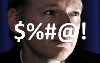 Illustration for article titled Talking About Julian Assange Has Become Utterly Terrible