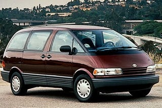 Illustration for article titled Best Looking Minivan/MPV?