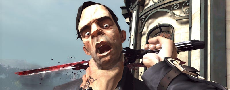 Illustration for article titled Dishonored Dev Says That Games Don't Create Violence, But They Don't Prevent It Either
