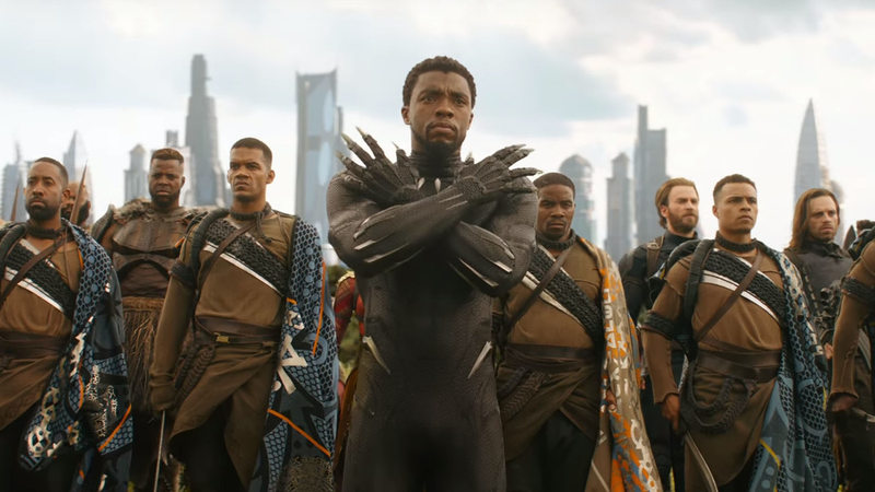 The Wakanda Scenes in Avengers: Infinity War Were Shaped by