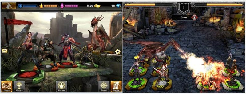 Dragon Age Goes Mobile With A Free-To-Play Oh You've Stopped