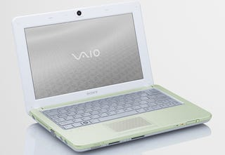 Illustration for article titled Vaio W Series Eco-Edition Saves Earth, Hugs Trees