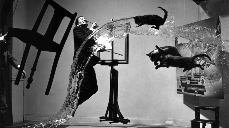 Salvador Dalí fue uno de los principales exponentes del arte surrealista