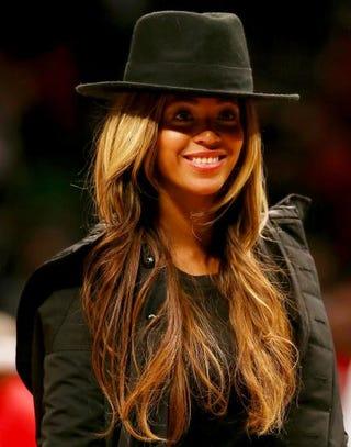 BeyoncéElsa/Getty Images