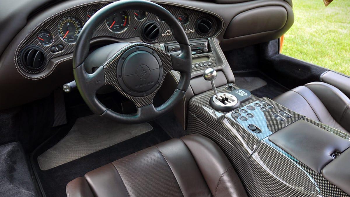 Driving A Poster Car The Lamborghini Diablo Vt 6 0 Se