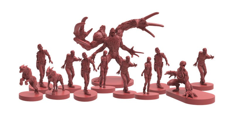 Illustration for article titled Resident Evil Has A New Board Game