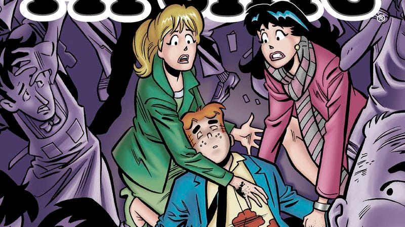 Illustration for article titled Archie comics to kill off Archie