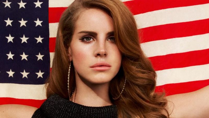 Illustration for article titled Lana Del Rey covers Nirvana, does about as good of a job of that as can be expected