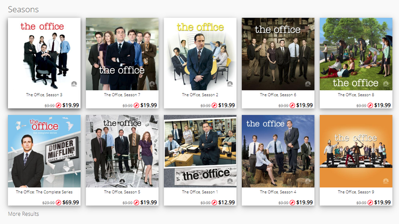 Get Notified When Digital Movies and TV Shows Go on Sale