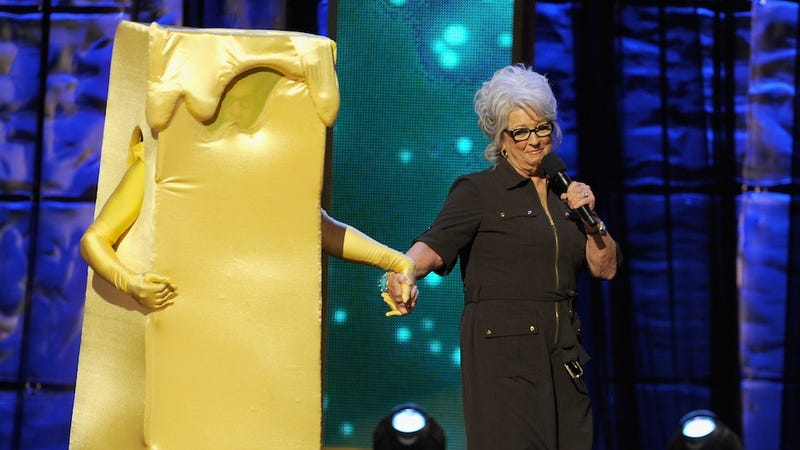 Illustration for article titled Paula Deen Announces Nationwide, Butter-Soaked Tour
