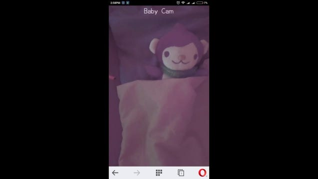 Build a Low-Light Streaming Video Baby Monitor With a Raspberry Pi