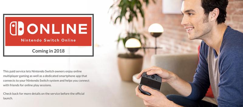 Illustration for article titled La suscripción online de la Nintendo Switch dará barra libre de juegos clásicos por 20 dólares al año