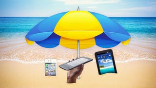 Illustration for article titled How to Get All Your Gadgets Ready for the Beach this Summer