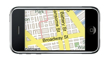 Illustration for article titled GPS On the iPhone 2: Do Not Want