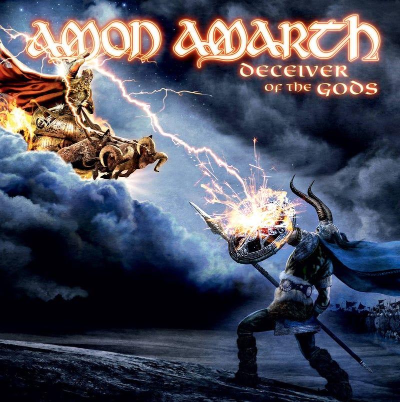 Illustration for article titled Amon Amarth!