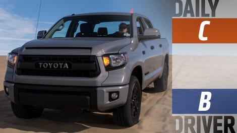 2017 Tundra Trd Pro Pickup Truckstoyota