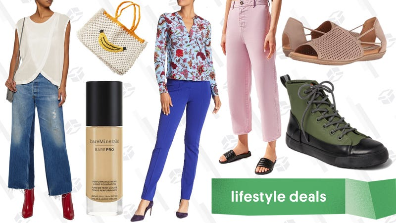 Illustration for article titled Monday's Best Lifestyle Deals: Zappos, Urban Outfitters, The Outnet, Backcountry, and More