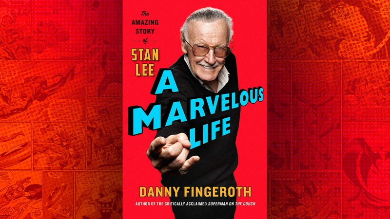 Illustration for article titled A Marvelous Life doesn't sugarcoat the enthralling origin story of Stan Lee