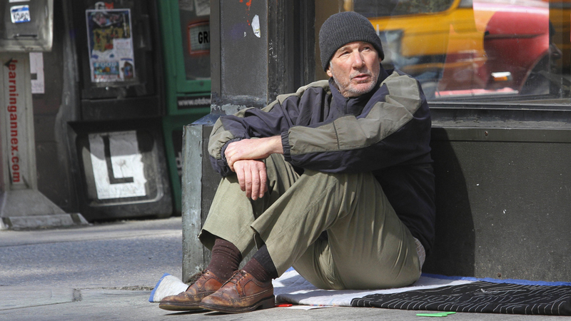 Illustration for article titled Richard Gere's Homelessness Drama Time Out Of Mind Will Hit You Hard