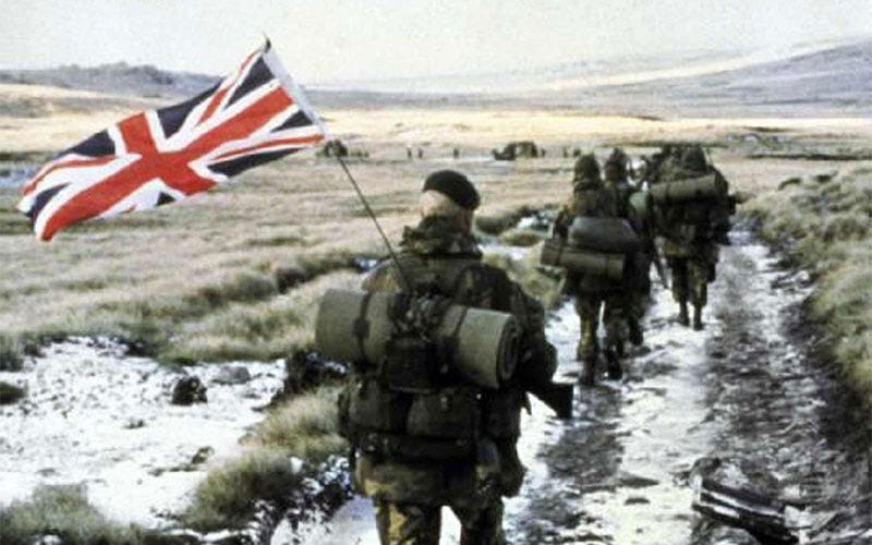 Illustration for article titled Battlefield Mod Brings Back The Falklands War
