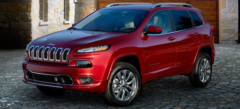 Ilration For Article Led The 2016 Jeep Cherokee Overland Could Be Best Deal In Luxury