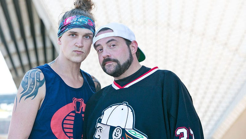 Illustration for article titled Jay and Silent Bob are coming back in VR