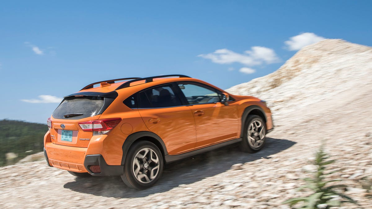 The 2018 Subaru Crosstrek Is Almost The Ultimate SUV