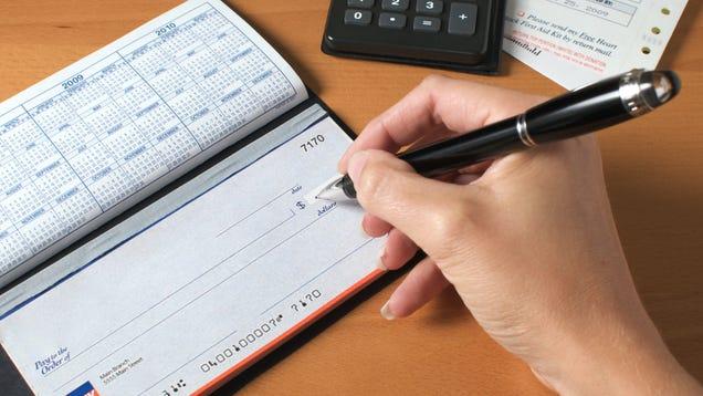 Why Do Personal Checks Still Exist?