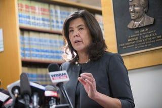 Cook County, Ill., State's Attorney Anita AlvarezScott Olson/Getty Images