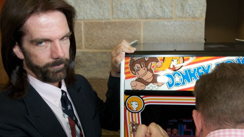 Illustration for article titled Disgraced Donkey Kong champion Billy Mitchell vows to prove his innocence
