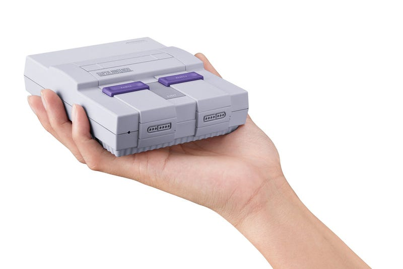 Illustration for article titled Podcast: The Great SNES Classic Pre-Order Disaster