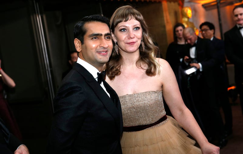 Illustration for article titled Emily V. Gordon and Kumail Nanjiani Are Writing an Immigration Anthology Series for Apple