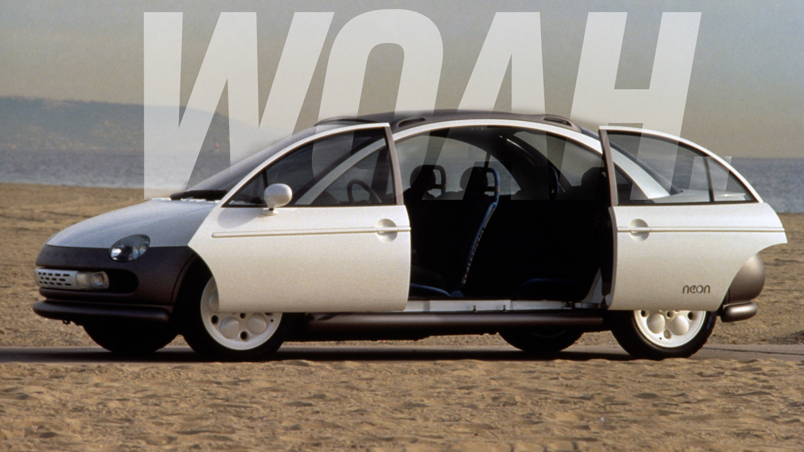 The Chrysler Neon Concept Car Is So Much Cooler Than You Remember