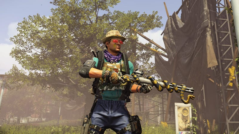 The Division 2 Devs Remove New Mode Weeks After Launch To