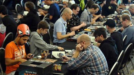 Pro Removed From $1 Million Magic Tournament Accused Of Harassing Women