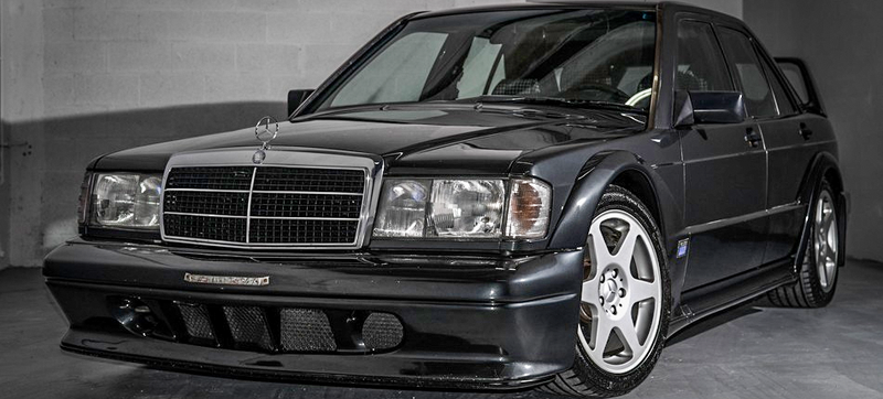 Illustration for article titled Why The Hell Is This Mercedes 190E Ten Times The Price Of A BMW E30 M3?