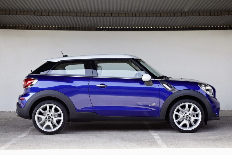 Illustration for article titled I like the Mini Paceman
