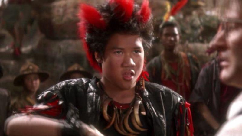 Rufio, Hook