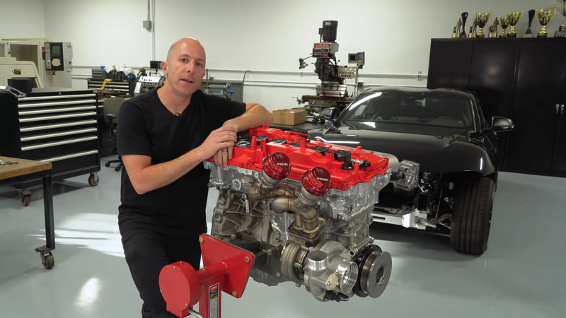 Illustration for article titled Modifying The 2020 Toyota Supra To 1,000 HP Almost Looks Too Easy