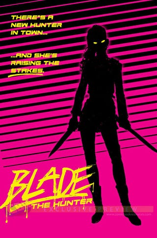Illustration for article titled Whatever Happened to the All-New Blade?