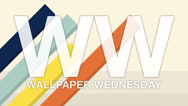 Illustration for article titled Reduce Desktop Clutter with These Great, Simple Wallpapers