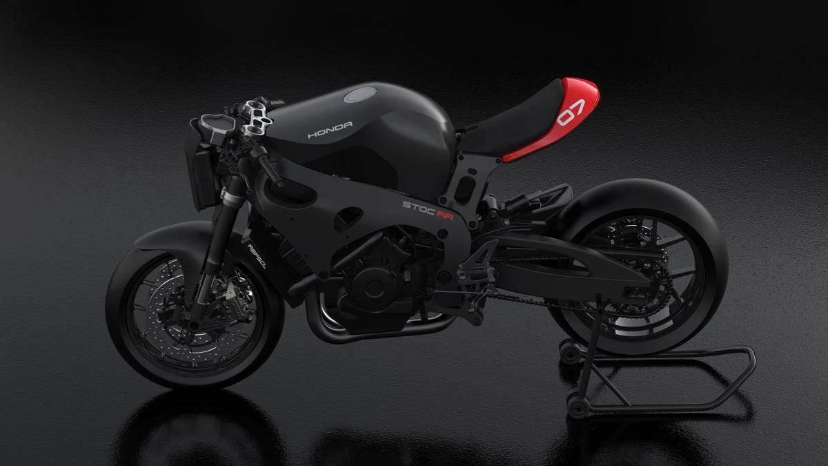 This Kit Will Transform Your Honda CBR Into A Sci-Fi Street