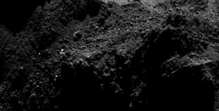 Illustration for article titled The Philae Lander Has Woken Up!