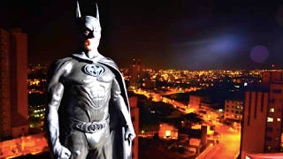 Illustration for article titled Brazilian police recruit Batman to lower city's crime rate
