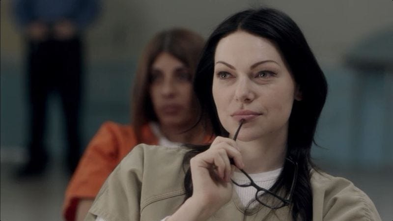 Illustration for article titled Orange Is The New Black's real Alex Vause is writing a memoir
