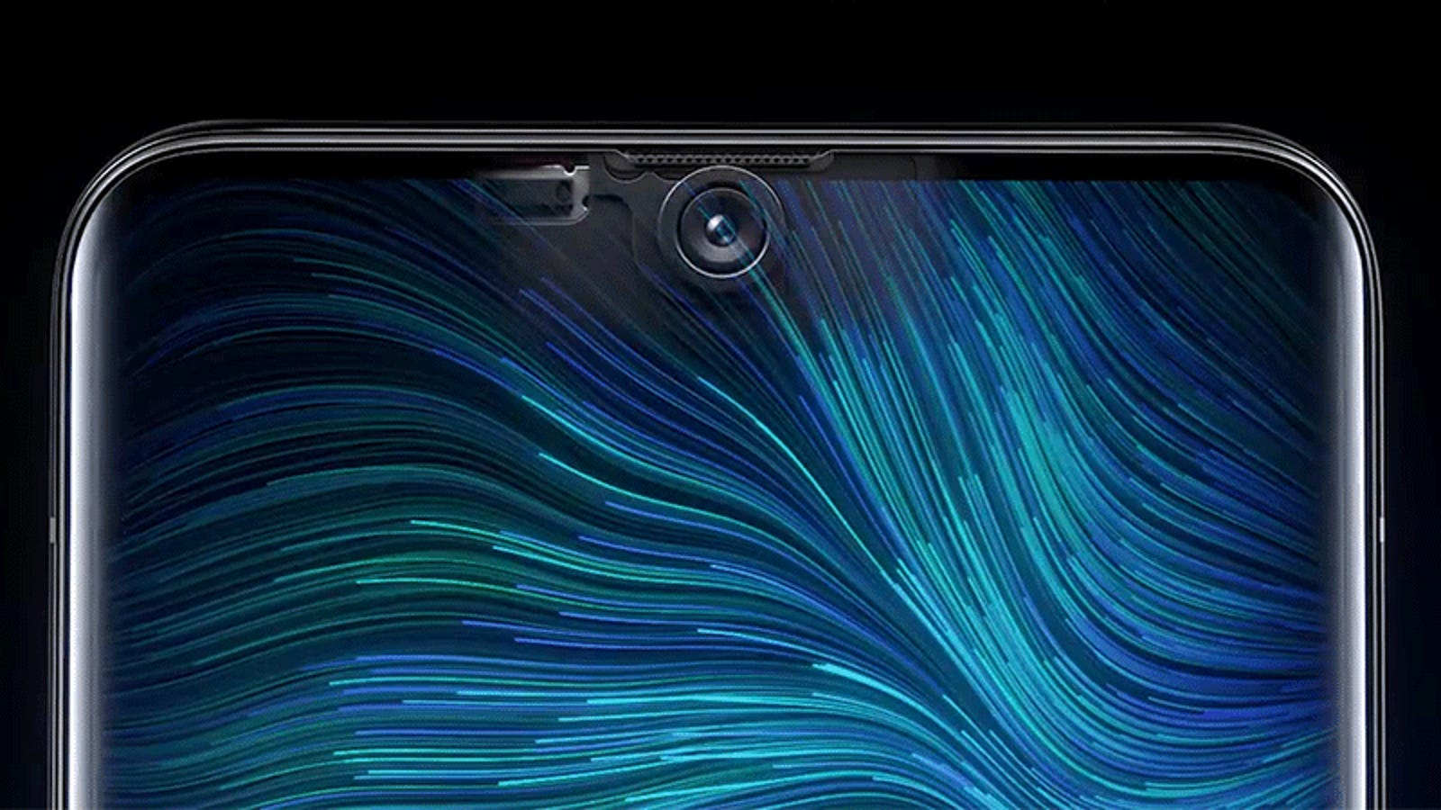 Oppo's Under-Screen Selfie Camera Makes Notches Feel Like a Lazy Design Placeholder