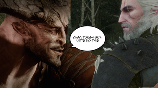 Illustration for article titled The Witcher 3 vs. Dragon Age: Inquisition: The Comparison We Had To Make