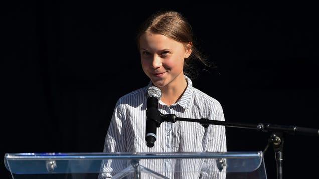 Greta Thunberg Didn t Win the Nobel Peace Prize. Good.