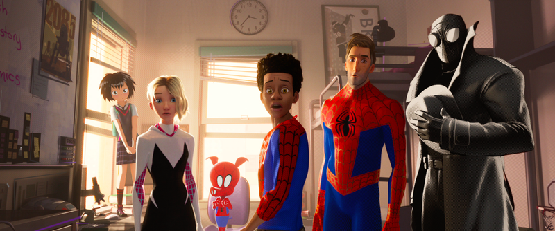 The Spider-Heroes.
